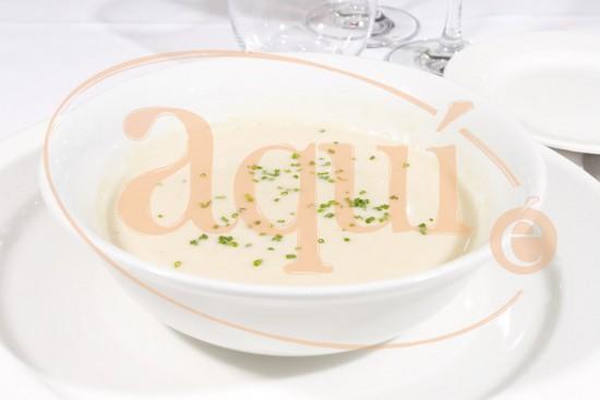 Crema Aranjuez (espárragos)