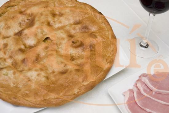 Empanada de lomo de cerdo
