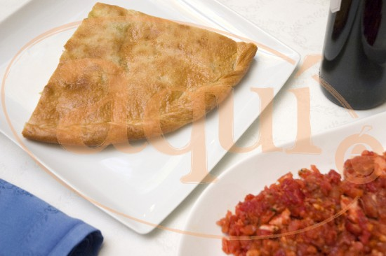 Empanada de zorza