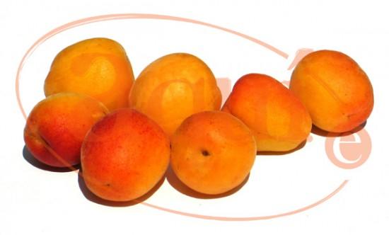 Fruta fresca (albaricoques)