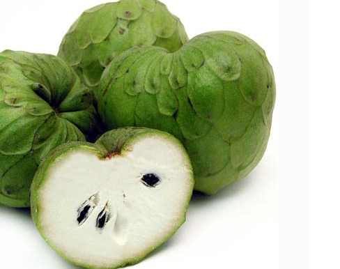 Fruta fresca (chirimoya)
