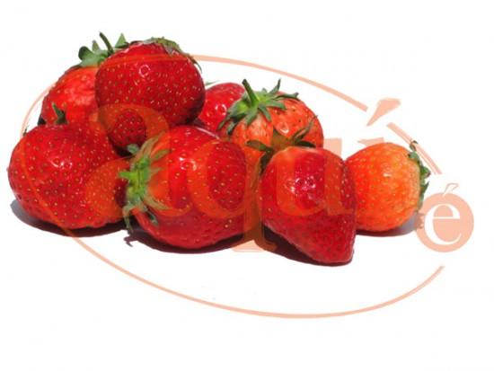 Fruta fresca (fresas)
