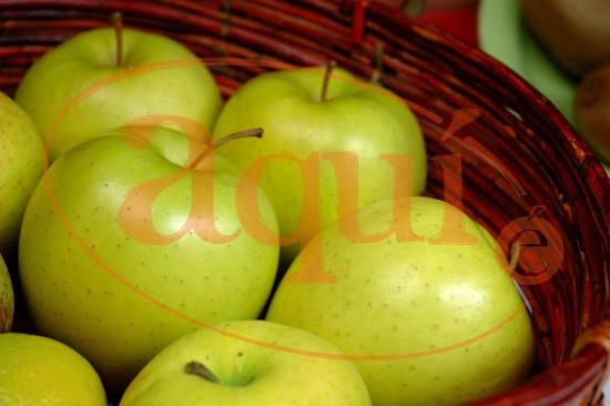 Fruta fresca (manzana)