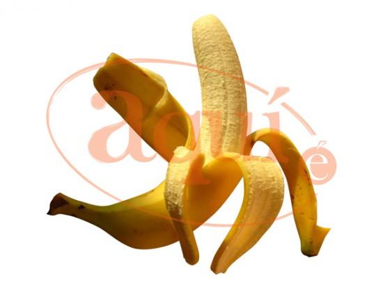 Fruta fresca (plátano)