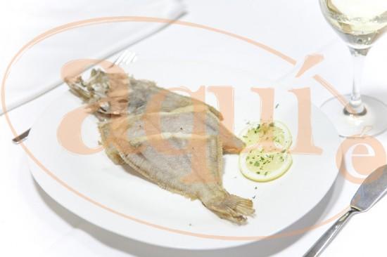 Gallo frito
