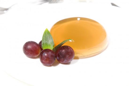 Gelatina de uva
