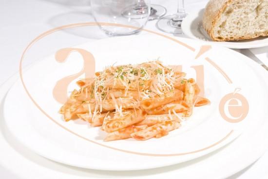 Macarrones a la italiana