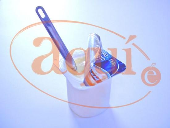 Yogur de sabores